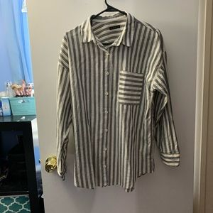 Cotton On long sleeve button up